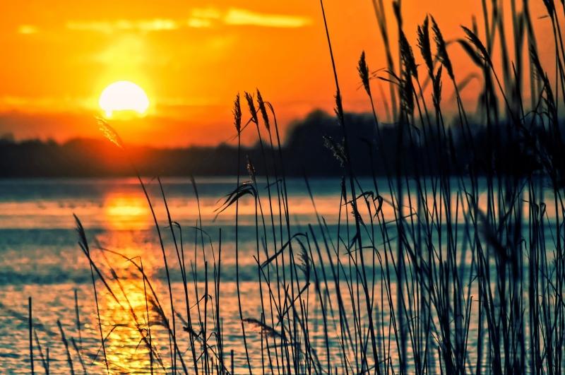 Sonnenuntergang_Krummin